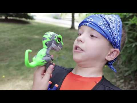 Nerf Battle Payback Time 19 Untamed