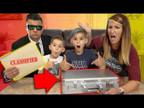 Opening A Top Secret Mystery Safe You Wont Believe What We Found Inside