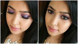 Purple Smokey Eye Tutorial ~ Spring/Summer Makeup