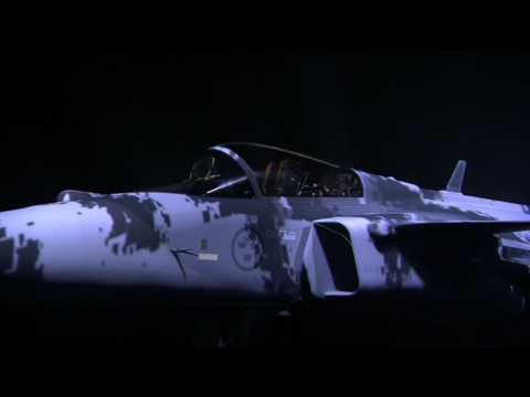 ROLL OUT: Saab revela o novo