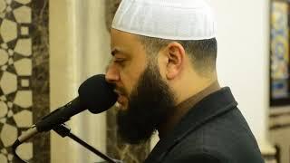 تلاوة الشيخ حاتم فريد في تلاوة مرئية خاشعة