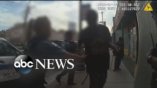 Video shows the fatal encounter between Chicago police and suspect