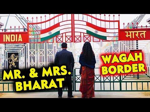 Xxx Mp4 BHARAT Salman Khan And Katrina Kaif FIRST LOOK At Wagah Border Mr And Mrs BHARAT 3gp Sex