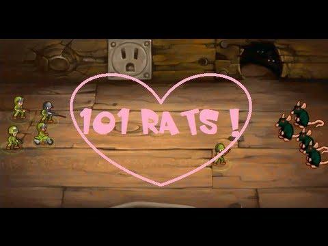 Minitroopers 101 rats tués il ne fallait pas les épargner commentaire audio N°29