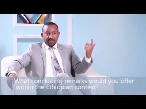 Xxx Mp4 Dr Abiyi Ahmed Interview With Aljazeera On The Way Of Ethiopia To The Next Feature 3gp Sex