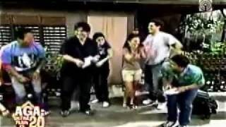AGA MUHLACH- BLOOPERS LAUGHING MOMENTS