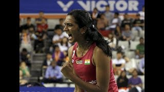 PV Sindhu beats Nozomi Okuhara to win Korea Open badmintontitle
