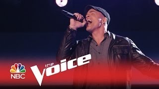The Voice us season9 2015 - Manny Cabo's Here I Go Again (Sneak Peek)