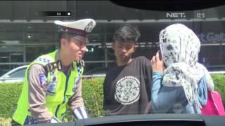 Tidak Pakai Helm Serta Tidak Punya SIM & STNK, Bripda Andre Amankan Motor Para Pengendara ini - 86
