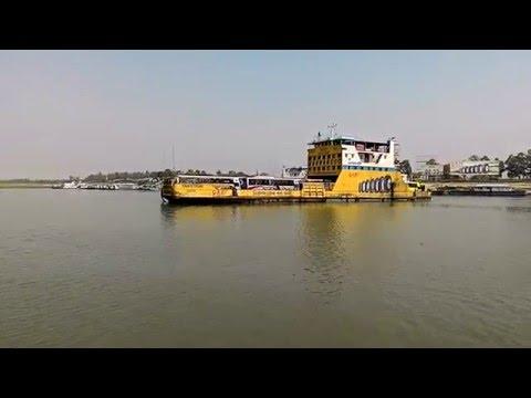 Bangladesh Dhaka aricha farighat ঢাকা আরিচা ফেরি ঘাট।