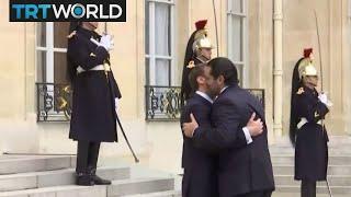 Lebanon Crisis: Saad Hariri meets French president in Paris
