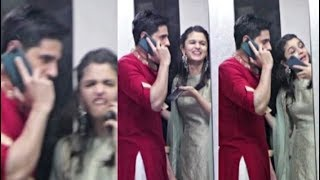 Alia Bhatt Drunk With Sidharth Malhotra Spotted Together At Sanjay Kapoor Diwali Party 2017