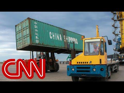 China retaliates after US imposes new tariffs on goods