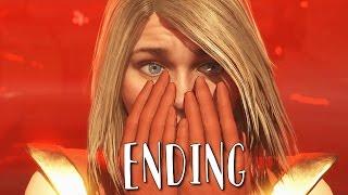 INJUSTICE 2 BAD ENDING (SUPERMAN ENDING) Walkthrough Gameplay Part 21 (Story Mode)