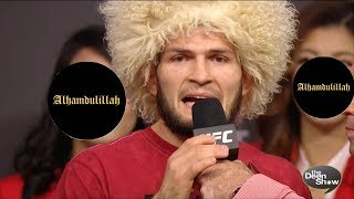 ALHAMDULILLAH | What You Don't Know About Khabib Nurmagomedov