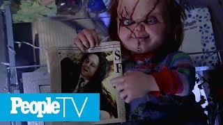 'Chucky' Director And Actors Jennifer Tilly & Fiona Dourif Dish On Chucky Series   PeopleTV