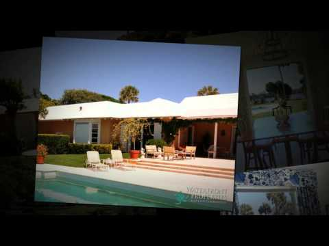 Jupiter Island Home for Sale l 444 South Beach Rd l Hobe Sound, FL