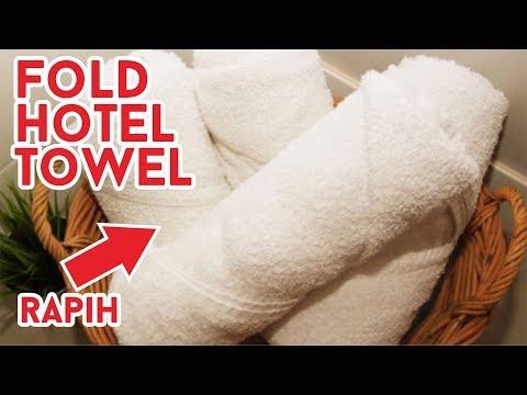 Xxx Mp4 CARA MELIPAT HANDUK SEPERTI DI HOTEL RAPIH DAN HEMAT RUANG Tutorial HOW TO FOLD TOWEL 3gp Sex