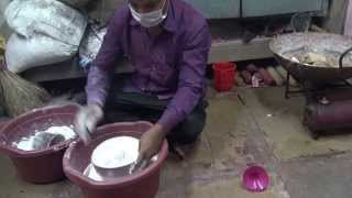 making of Lac Bangles - Laad Bazaar