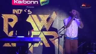 Mohit Gaur's Title Sing | Cupcake full song | India's Raw Star