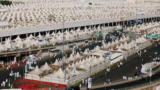 Muslims celebrate Eid Al-Adha, the Feast of the Sacrifice