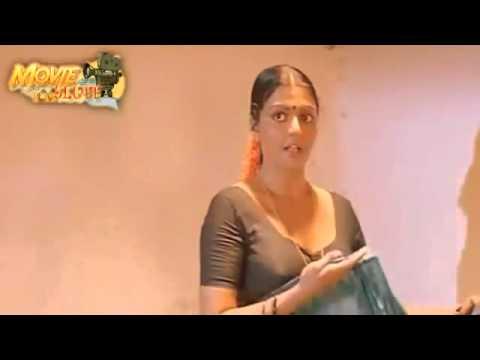 WET Tamil Actress Banupriya hot with Sathyaraj
