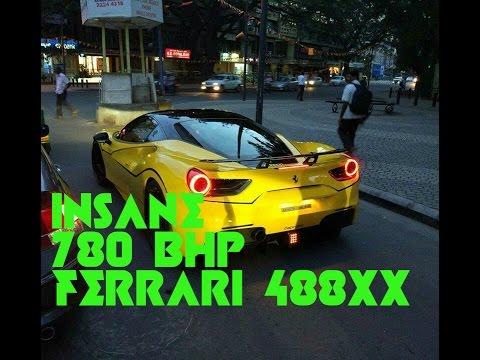 Xxx Mp4 Ferrari 488 XX Mind Blowing Reactions Noob WagonR Driver Supercars In Bangalore 3gp Sex