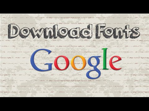 Xxx Mp4 How To Download And Install Google Fonts To Your Computer 3gp Sex