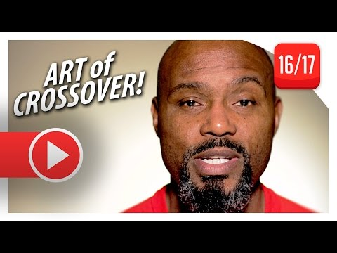 ESPN The Art of the Crossover feat. Allen Iverson, Hardaway, Irving, Jason Williams, Crawford