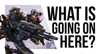 The WEIRD THING about LawBreakers!