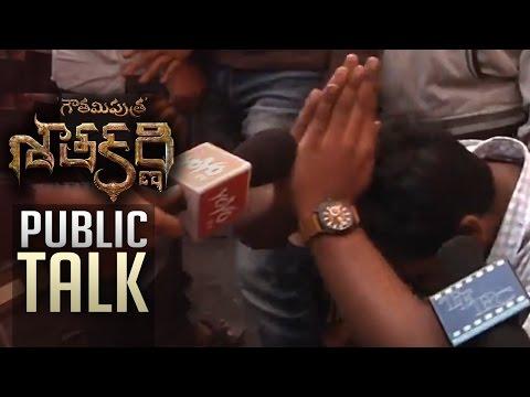 Gautamiputra Satakarni Movie Public Talk |