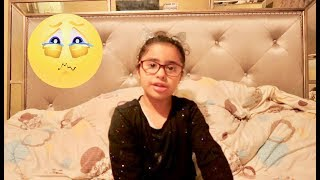 MY FAMILY REACTS TO HAILA NOT BEING IN VLOGS!! *emotional*