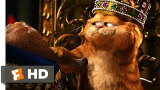 Garfield: A Tail of Two Kitties (2/5) Movie CLIP - Just Call Me
