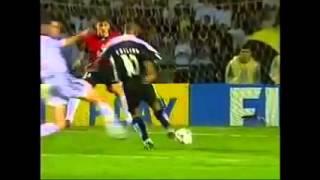 Gols de Edílson contra o Real Madrid - Dirceu Maravilha