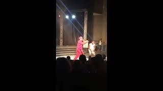 Kid Mc & Dji Tafinha Show confronto de Titãs no Cine Atlântico