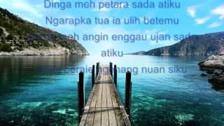 sada atiku ( acoustic ) iban song 2014