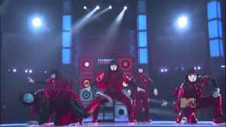 Jabbawockeez ABDC Season 6 Finale HD - The Bangerz - Devastating Stereo