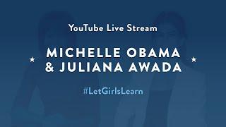 Michelle Obama & Juliana Awada
