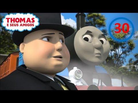 Thomas e Seus Amigos em Português 30 Minutos de Episódios Oh Não Thomas 🚂