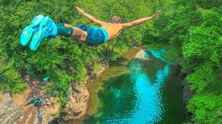 Craziest Cliff Jumping Of All Time!