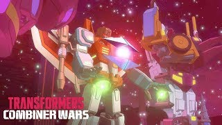 Transformers: Combiner Wars - 'A War of Giants' Prime Wars Trilogy Episode 6
