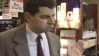 Mr. Bean - The Perfume Counter