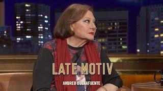 LATE MOTIV - Marisol Ayuso. La madre de Aída y mucho más | #LateMotiv173