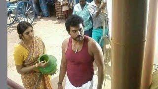 Actor Karthi Escaped from Flood-Komban Shooting Spot
