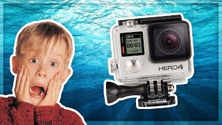 LOST MY GOPRO IN THE OCEAN!!