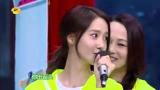Yoona speaks Chinese Happy Camp Cut