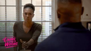 Randal Mistakes Natalie for a Fool   Tyler Perry's If Loving You Is Wrong   Oprah Winfrey Network