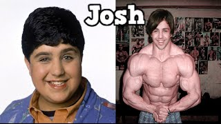 Drake & Josh Antes y Después 2016 - Drake & Josh Before and After 2016