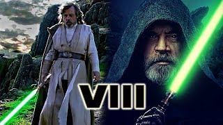Luke Skywalker's NEW FORCE POWER (CANON) - Star Wars Explained