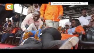 Kaluma, Odanga to record statements over fight